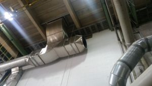 Missing Ductwork